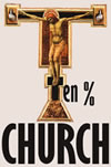 ten percent church