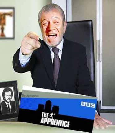 Sir Lord Alan Sugar