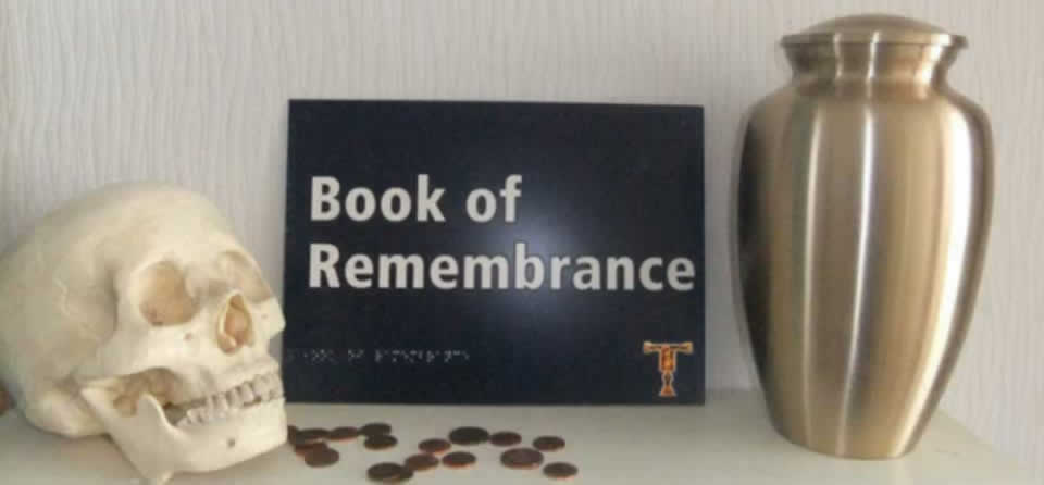 Book of rememembrance