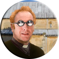 Vicar Graham Collyer