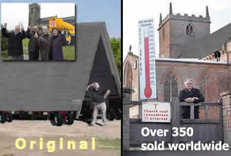 Example of our Church roof scam